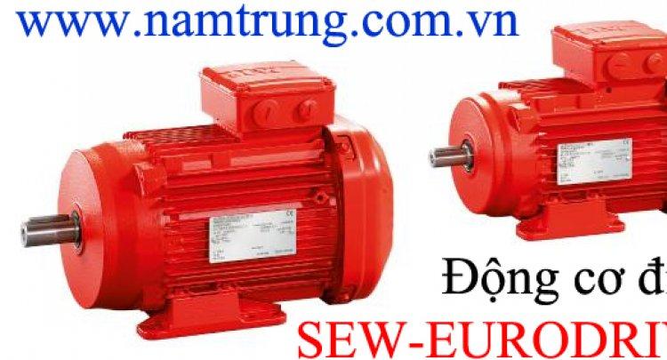 Tiết kiệm năng lượng vượt trội với Motor  Sew-Eurodrive lên đến 200kW.