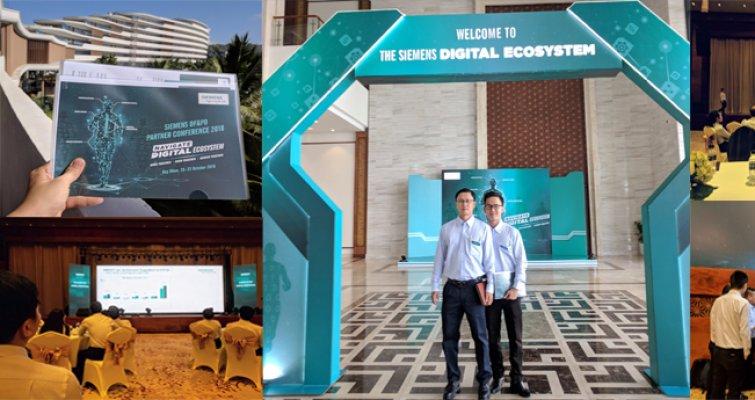 Hội nghị đối tác hàng đầu của Siemens năm 2018