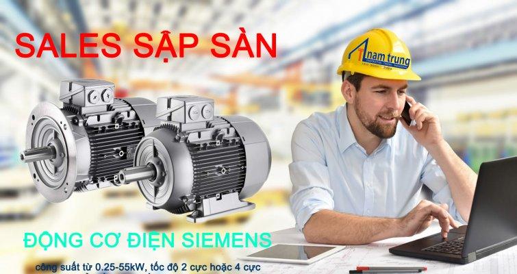 [SALES SẬP SÀN] động cơ điện Siemens – xuất xứ Châu Âu